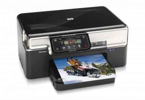 HP Photosmart Premium TouchSmart Multifunktionsdrucker