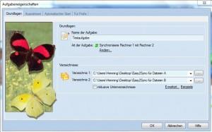 Überall die gleichen Daten haben - Easy2Sync für Dateien