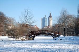 Leipzig, dein Winter steht bevor