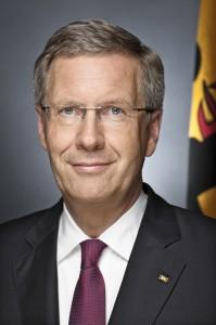 Bundespräsident Christian Wulff / Offizielles Porträt 2010 und 2011 - (C) Presse- und Informationsamt der Bundesregierung