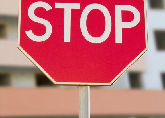 STOP - free photo from morguefile.com