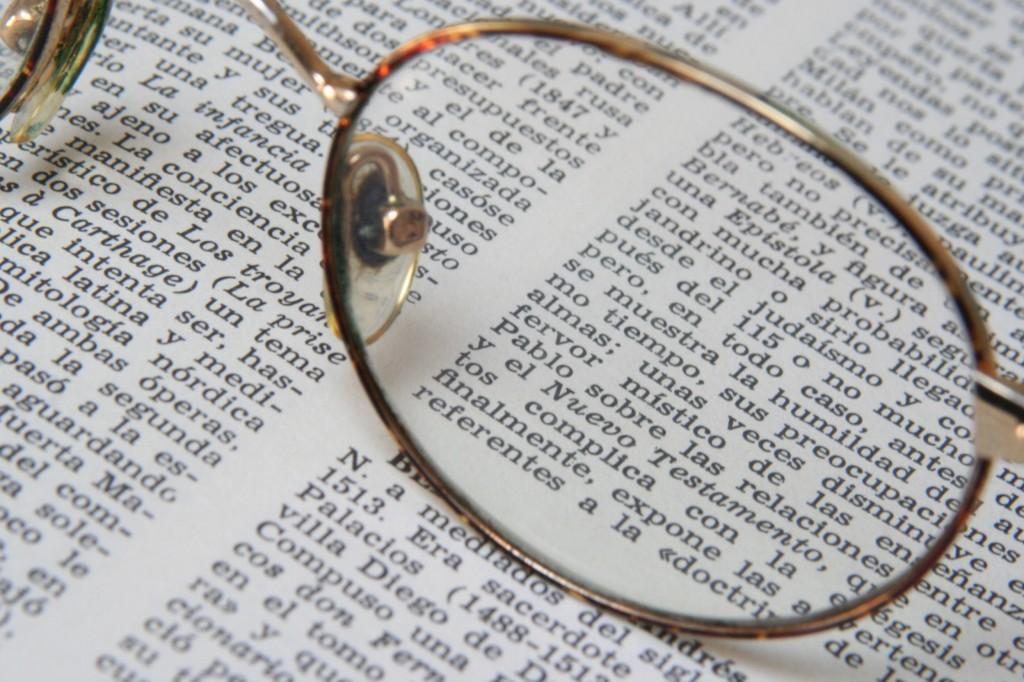 Gesetzliches für die schlaue Brille - free picture from morguefile.com