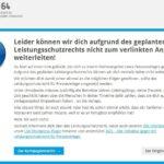 In eigener Sache – WordPress-Plugin wegen des Leistungsschutzrechtes im Einsatz