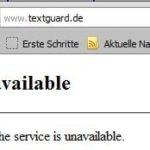Textguard nicht erreichbar? – Nein, Textguard ist ein umfassendes, internationales Spionagewerkzeug