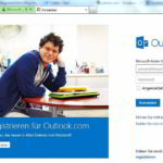 Windows Live Mail 2012 und Outlook.com