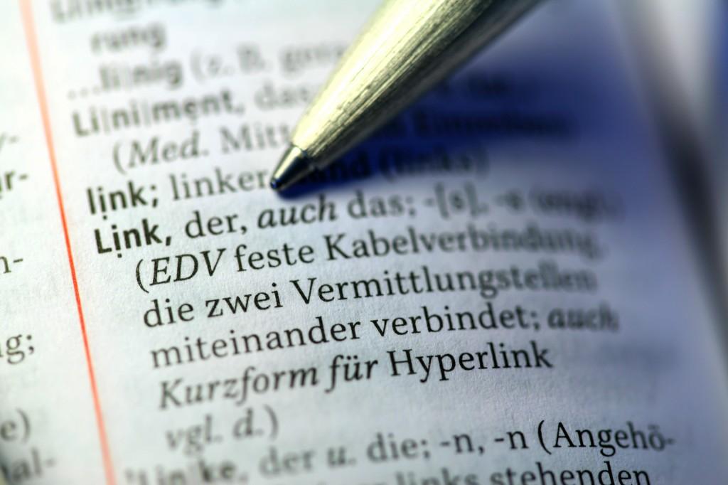 Link - (C) RainerSturm  / pixelio.de