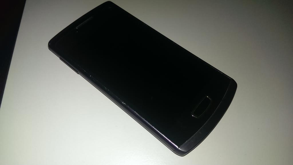 Das Samsung Wave 3 ist auf dem Abstellgleis gelandet