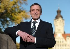 Horst Wawrzynski Oberbürgermeisterkandidat der CDU in Leipzig - (C) Horst Wawrzynski