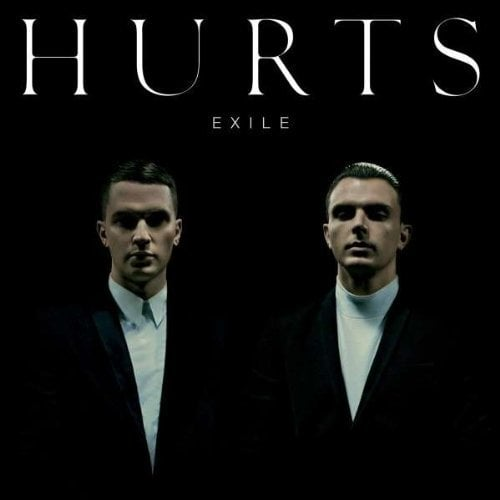 Albumcover: Hurts - Exile (Quelle: Amazon)