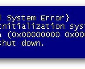 Schwerer Systemfehler c000021a