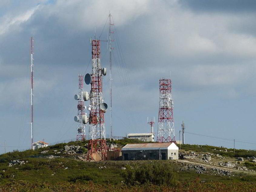 Mobilfunk-Antennen - (C) falco CC0 via Pixabay.de