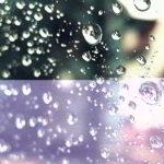 …und der Regen geht weiter