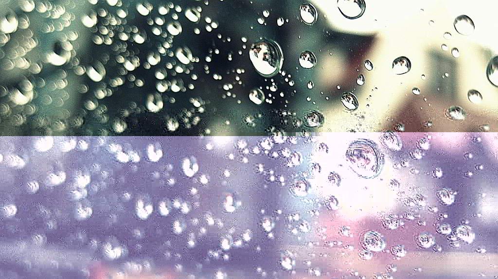 Regen, Regen, geh vorbei