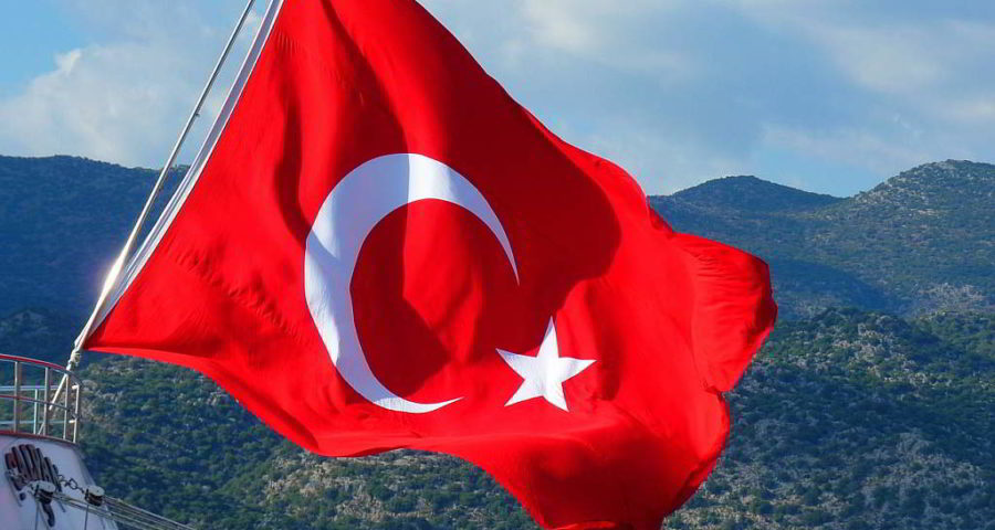 Flagge der Türkei - (C) LoggaWiggler CC0 via Pixabay.de