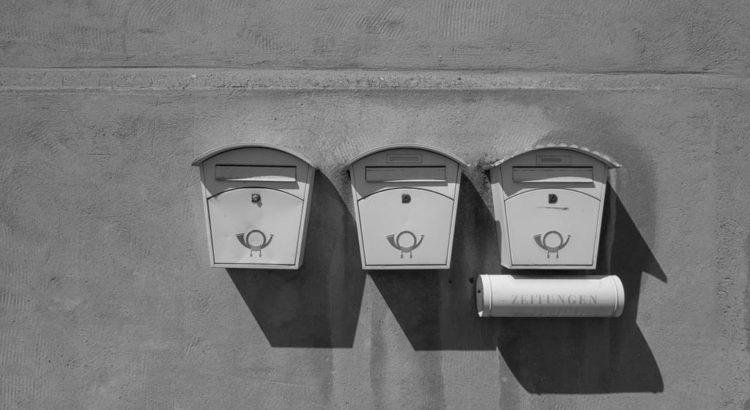 Briefkasten - (C) blickpixel CC0 via Pixabay.de