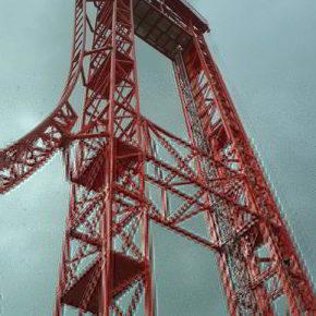 Turm des HURACAN, der Achterbahn - (C) Henning Uhle