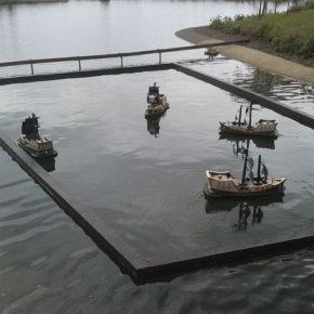 Modell-Piratenschiffe zum Fernsteuern - (C) Henning Uhle