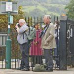 Frohe Botschaft: Die Renten sind sicher und steigen