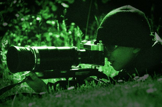 Spy Kid - (C) wintersixfour via morguefile.com