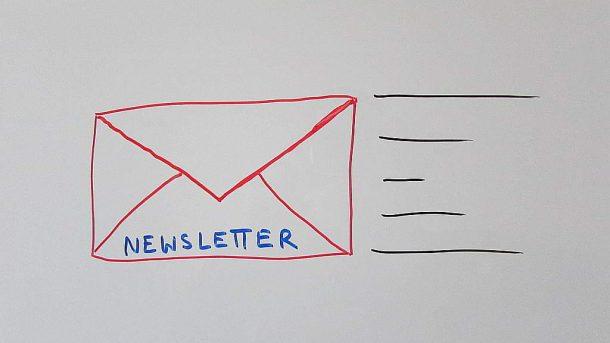 Newsletter - (CP PIX1861 CC0 via pixabay.de