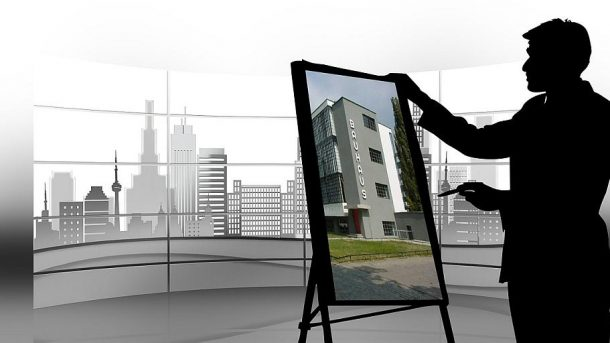 Architekt der Utopie - (C) Geralt Altmann CC0 via Pixabay.de
