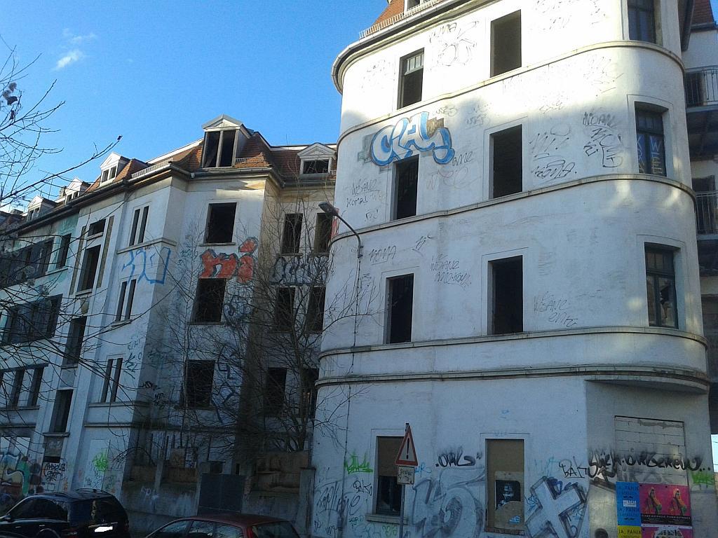 Wurzner Straße: Noch ein baufälliges oder abbruchreifes Haus - Henning Uhle