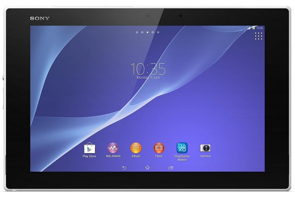 Sony Xperia Z2 Tablet - Via Amazon