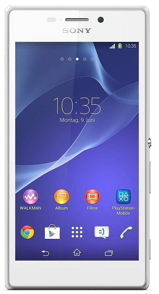 Sony Xperia M2 - via Amazon