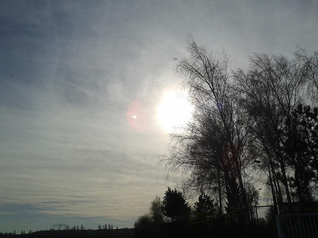 Morgens in Leipzig-Thekla (IV) - Henning Uhle