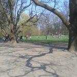 Leipzig-Ecken: Der Clara-Zetkin-Park