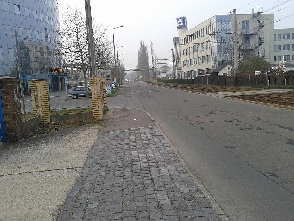 Diezmannstraße von der Antonienstraße aus gesehen - Henning Uhle