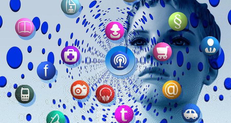 Mensch und Kommunikation - (C) Geralt Altmann via Pixabay