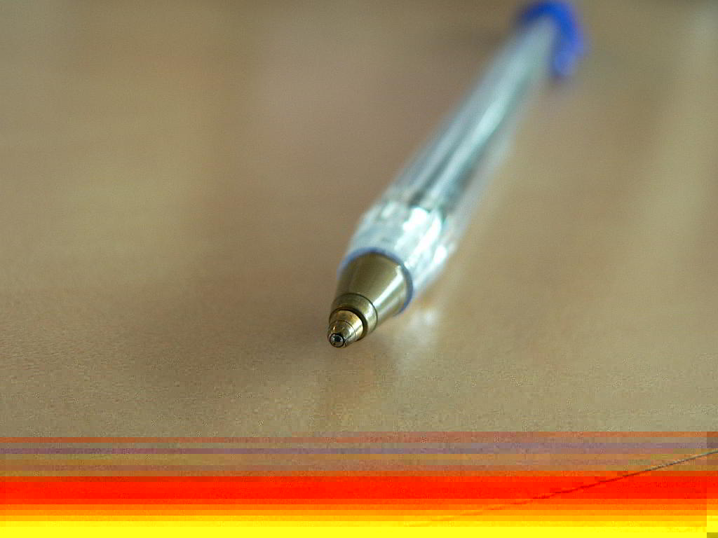 Schreibstift - (C) ResoneTIC via pixabay