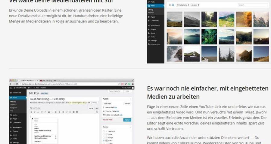 Deine Website wurde auf WordPress 3.7.1 aktualisiert?