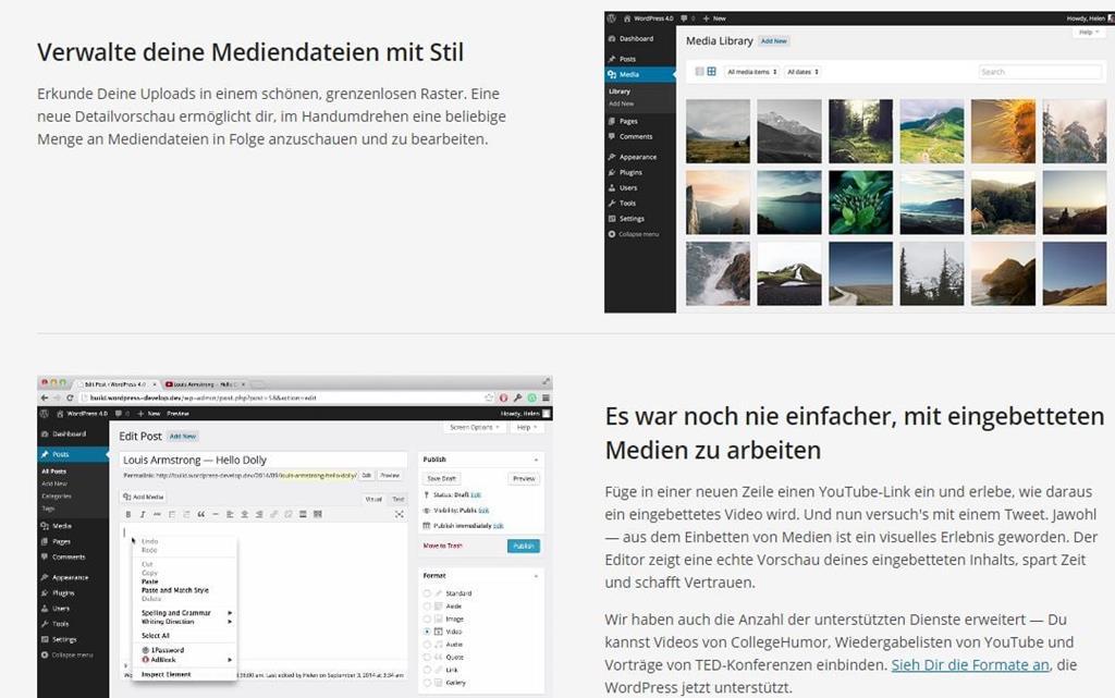 WordPress-Webseite mit Bildern schneller laden lassen