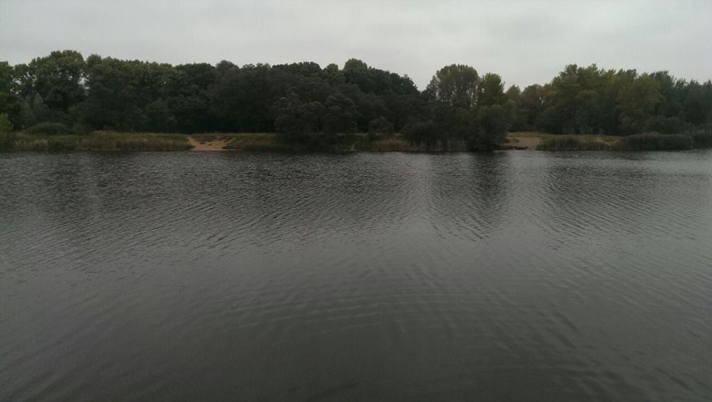 Blick aufs andere Ufer - Mit freundlicher Genehmigung Heidi Lange