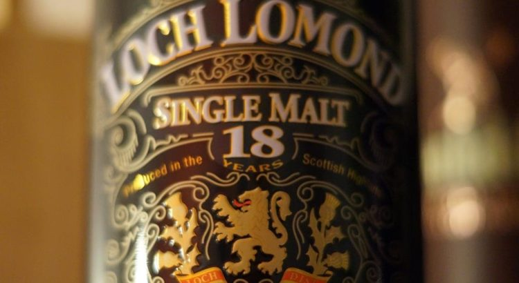 Loch Lomond - Single Malt Whiskey - (C) presentur via pixabay.de
