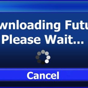 Downloading Future - (C) Geralt Altmann via pixabay.de