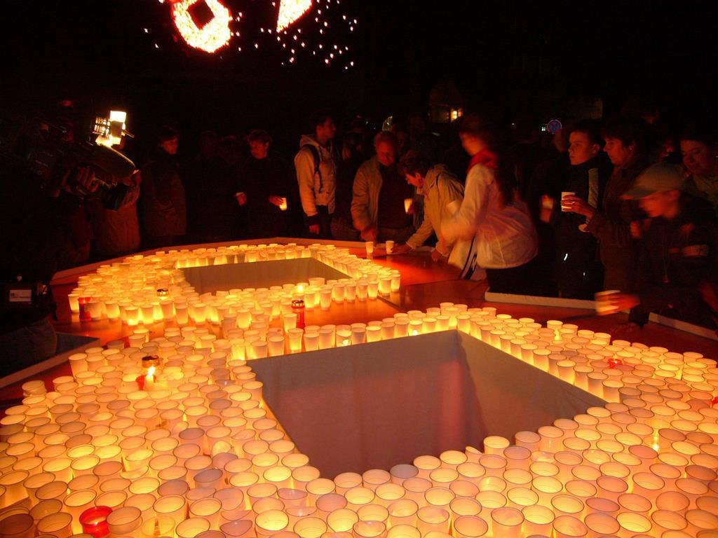 Lichtfest Leipzig: Nacht der Kerzen am 09. Oktober - (C) mit freundlicher Genehmigung von Andreas Schmidt / Leipziger Touristik- und Marketing GmbH