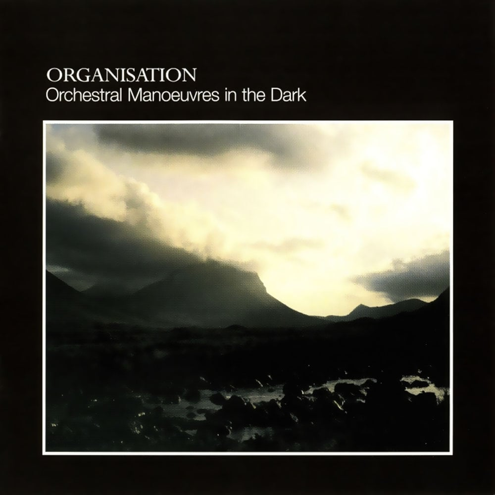 "Album-Cover ""Organisation"" von OMD - via fanart.tv"