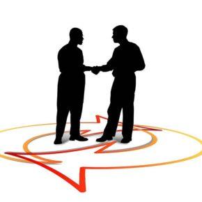 Kooperation - shaking-hands-96298_1280