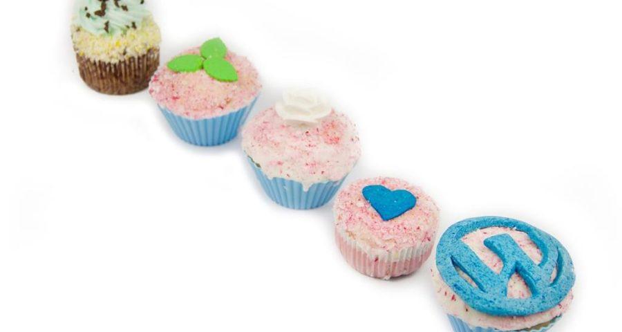 Wordpress Cupcakes - (C) JeremyTM CC0 via Pixabay.de
