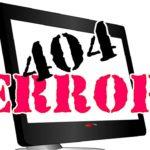 In eigener Sache – Webseiten-Ausfall durch Wartungsupdate