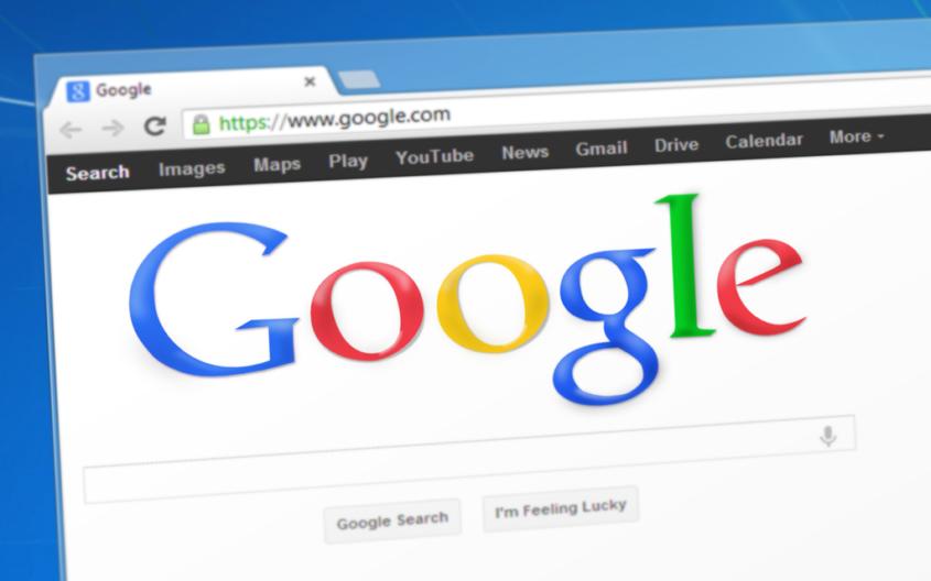 Google Suchmaschine - (C) Simon CC0 via Pixabay.de