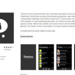 Messenger Threema jetzt auch für Windows Phone