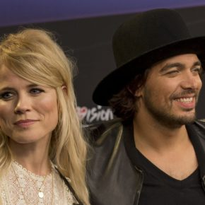 The Common Linnets beim Eurovision Song Contest - By Albin Olsson (Own work) [CC-BY-SA-3.0 (http://creativecommons.org/licenses/by-sa/3.0)], via Wikimedia Commons