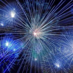 Feuerwerk - (C) Geralt Altmann via Pixabay.de