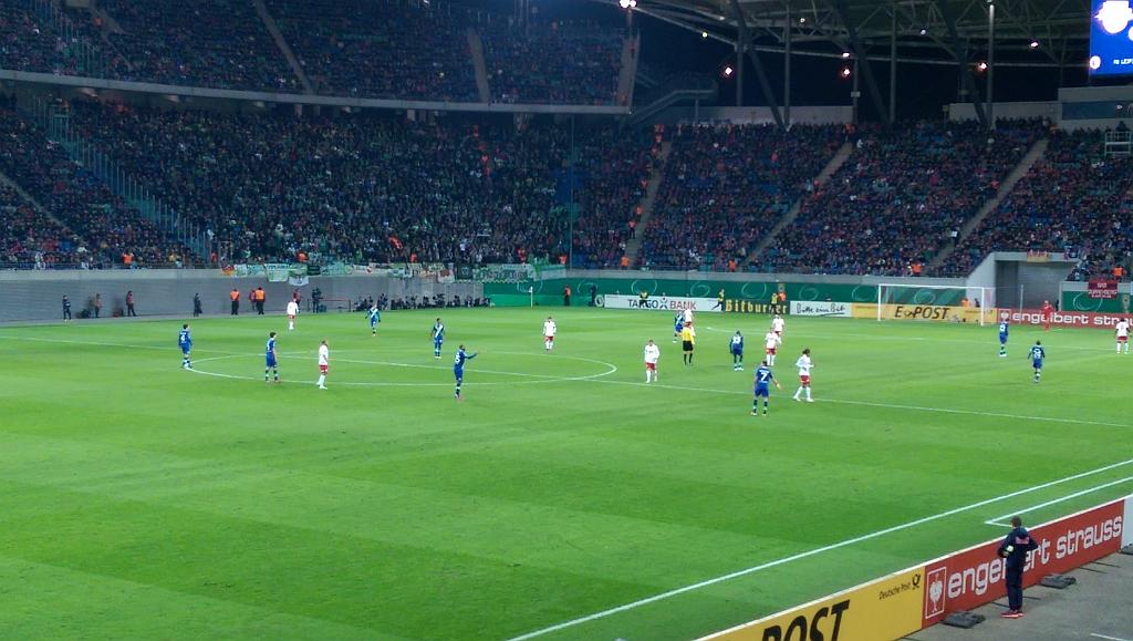RB Leipzig: Neuer Stadion-Prachtbau