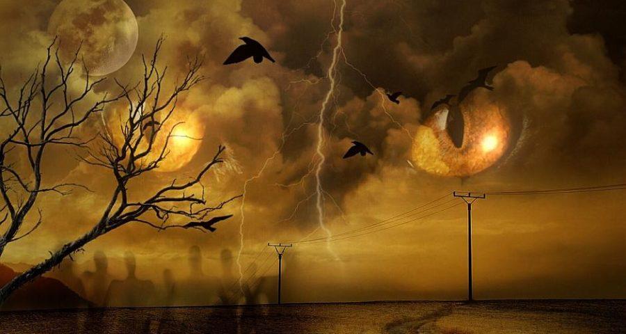Apokalypse - (C) Bonnybbx CC0 via Pixabay.de