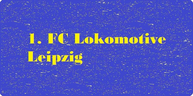 Erster deutscher Fußball-Meister: 1. FC Lokomotive Leipzig?